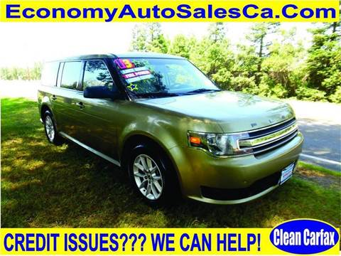 2013 Ford Flex for sale in Riverbank, CA