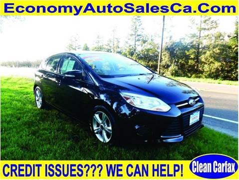 2013 Ford Focus for sale in Riverbank, CA