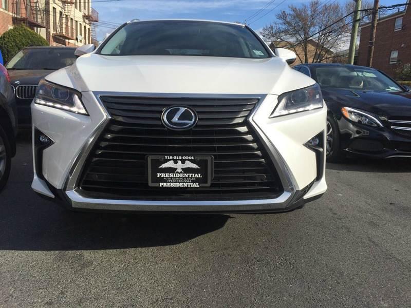 Lexus 350 Rx 2017 >> Main