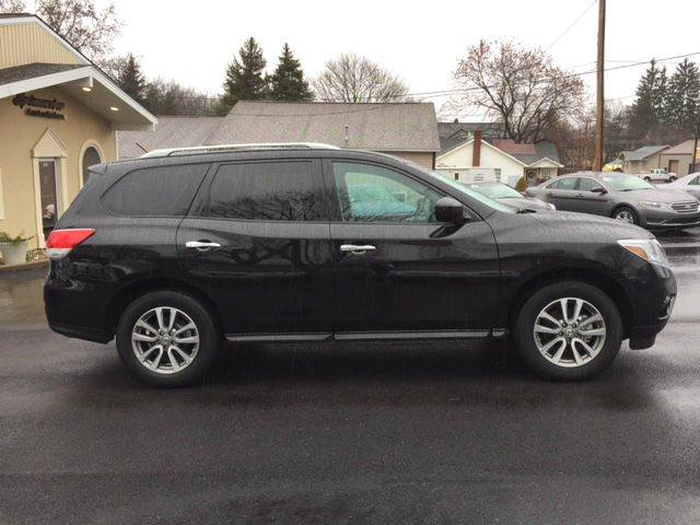 2016 Nissan Pathfinder 4x4 S 4dr SUV - Butler PA