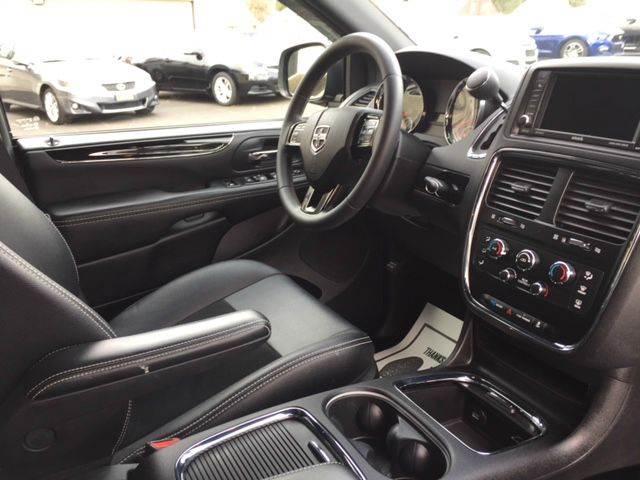 2015 Dodge Grand Caravan SXT Plus 4dr Mini-Van - Butler PA