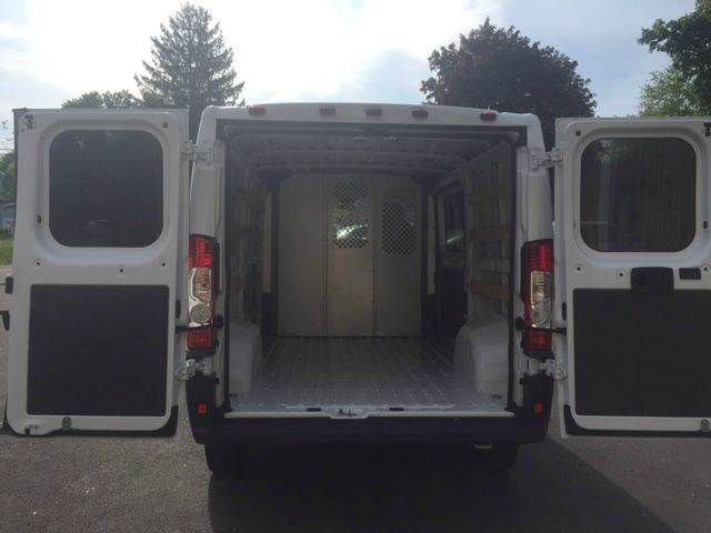 2016 RAM ProMaster Cargo 1500 136 WB 3dr Low Roof Cargo Van - Butler PA