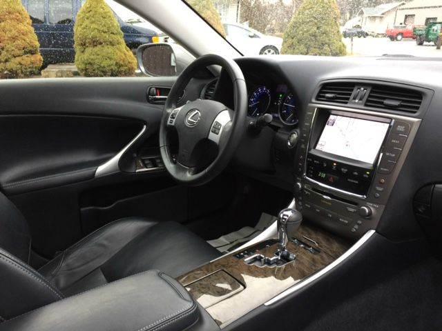 2012 Lexus IS 250 AWD 4dr Sedan - Butler PA