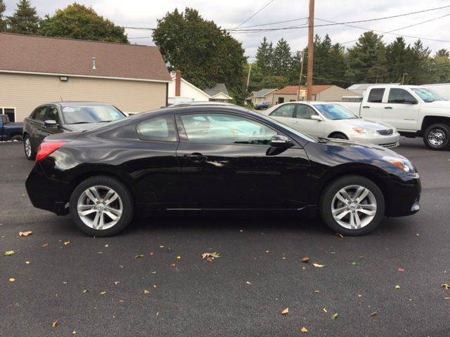 2013 Nissan Altima 2.5 S 2dr Coupe - Butler PA