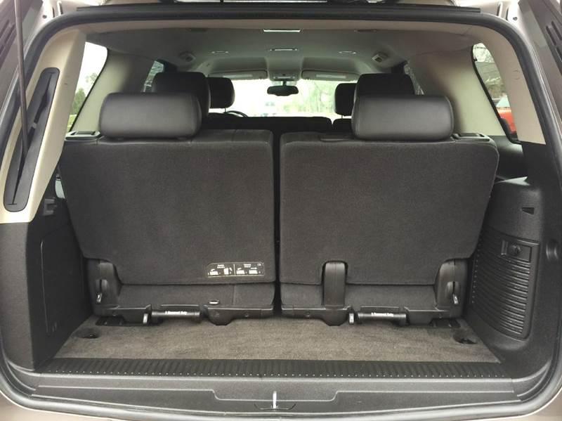2012 Chevrolet Tahoe 4x4 LT 4dr SUV - Butler PA