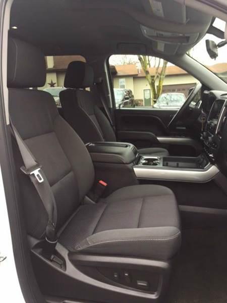 2015 Chevrolet Silverado 1500 4x4 LT 4dr Crew Cab 6.5 ft. SB - Butler PA