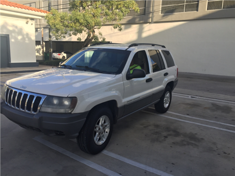 2002 jeep grand cherokee for sale in florida. Black Bedroom Furniture Sets. Home Design Ideas