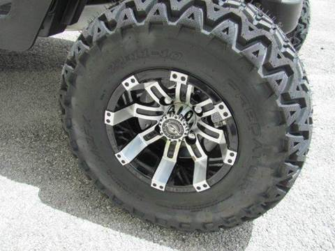 2016 OCTANE 10 X 7 ALUMINUM WHEELS & TIRES for sale in Florida City, FL