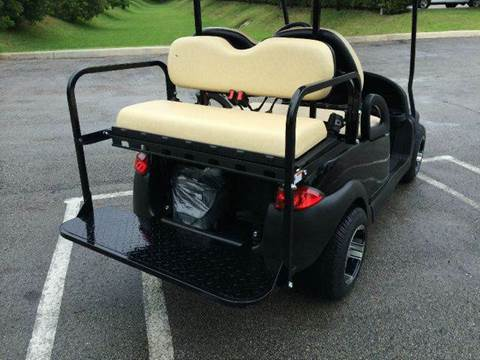 2015 Club Car Precedent Folding Rear Seat for sale in Florida City, FL