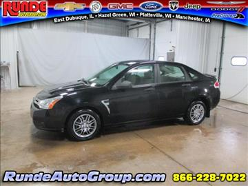 2008 Ford Focus for sale in East Dubuque, IL