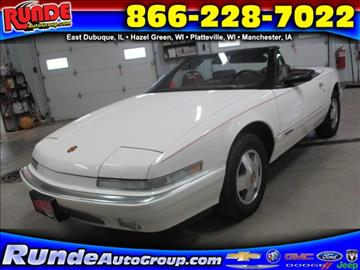 1990 Buick Reatta for sale in East Dubuque, IL