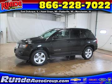 2016 Jeep Compass for sale in East Dubuque, IL
