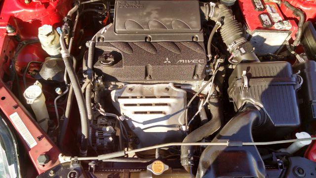 2007 Mitsubishi Eclipse GS 2dr Hatchback (2.4L I4 4A) - Houston TX