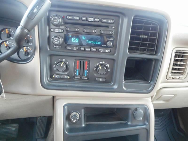 2003 Chevrolet Tahoe LT 4WD 4dr SUV - Houston TX