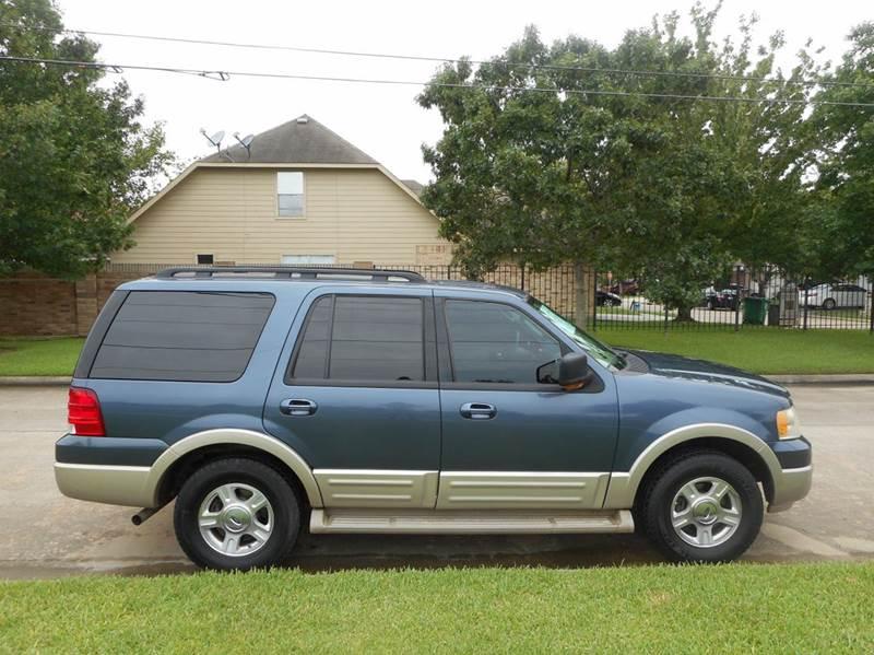2006 Ford Expedition Eddie Bauer 4dr SUV - Houston TX