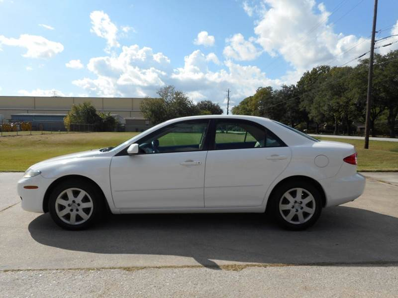 2005 Mazda MAZDA6 i 4dr Sports Sedan - Houston TX