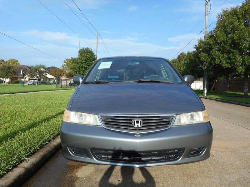 2001 Honda Odyssey EX 4dr Mini-Van - Houston TX