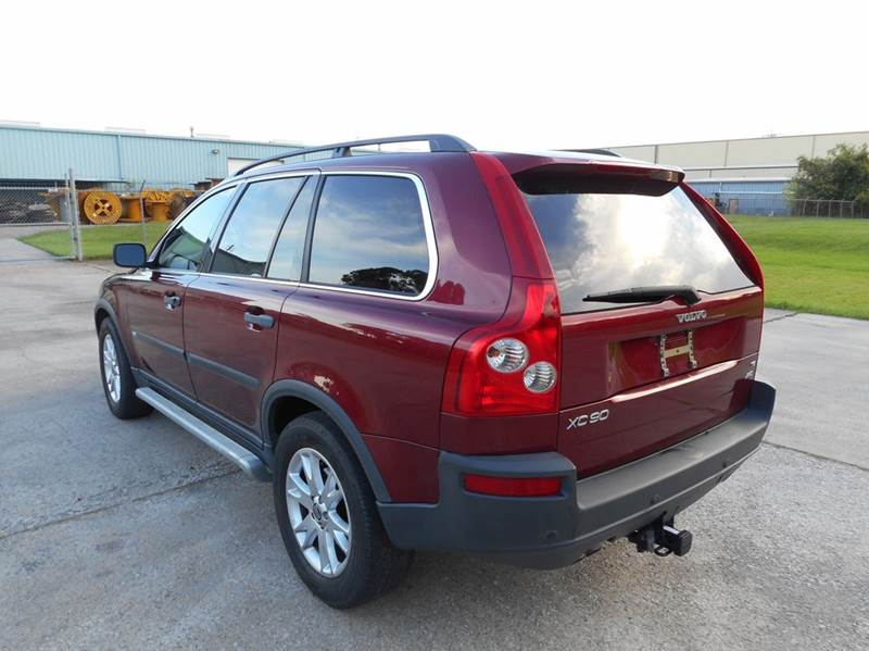 2005 Volvo XC90 AWD 4dr T6 Turbo SUV - Houston TX
