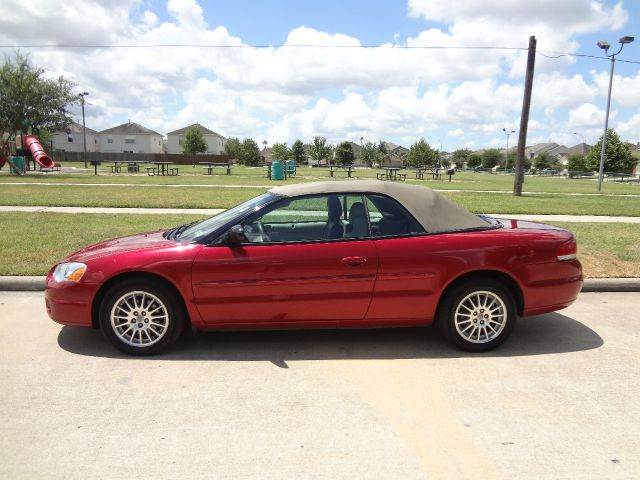 2005 Chrysler Sebring for sale in Houston TX