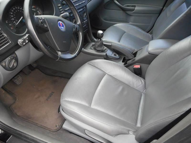 2004 Saab 9-3 4dr Linear Turbo Sedan - Houston TX