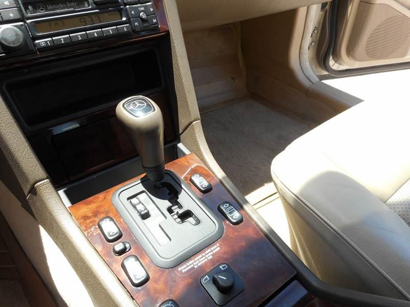 1997 Mercedes-Benz C-Class C 280 4dr Sedan - Houston TX