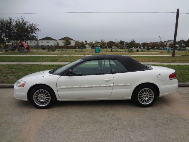 2004 Chrysler Sebring for sale in Houston TX