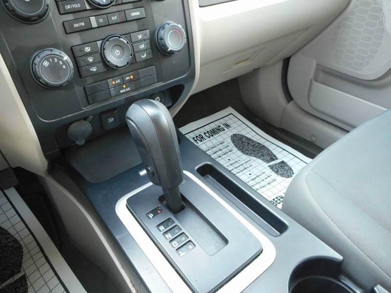 2011 Ford Escape XLS 4dr SUV - Houston TX