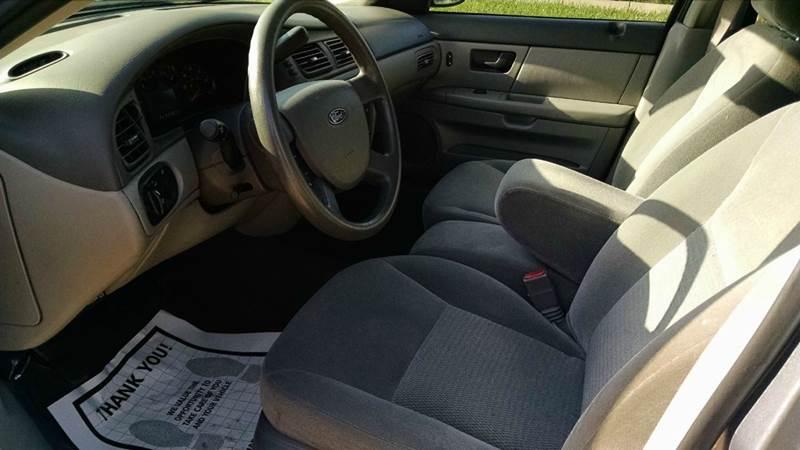 2007 Ford Taurus SE Fleet 4dr Sedan - Houston TX