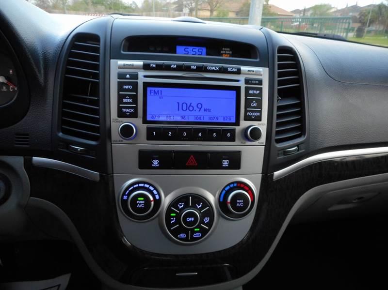 2009 Hyundai Santa Fe GLS 4dr SUV - Houston TX