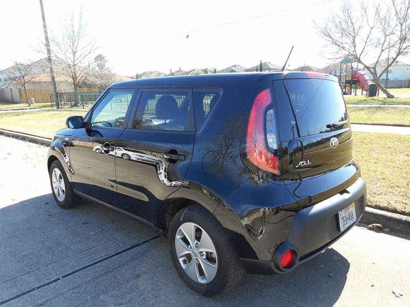 2014 Kia Soul 4dr Wagon 6A - Houston TX