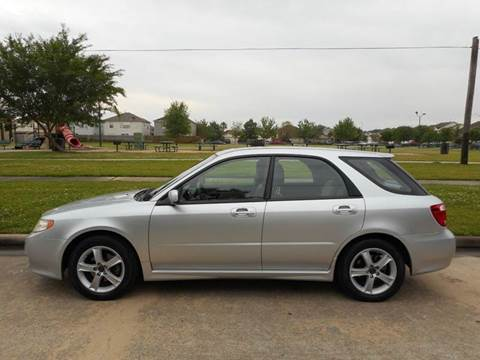 2005 Saab 9-2X for sale in Houston, TX