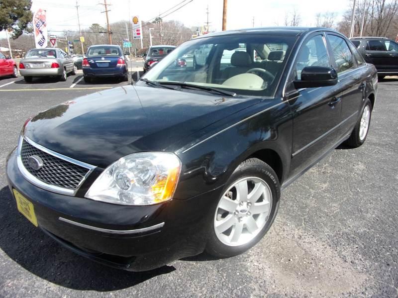 2005 ford five hundred sel 4dr sedan in toms river nj jrm auto brokers. Black Bedroom Furniture Sets. Home Design Ideas