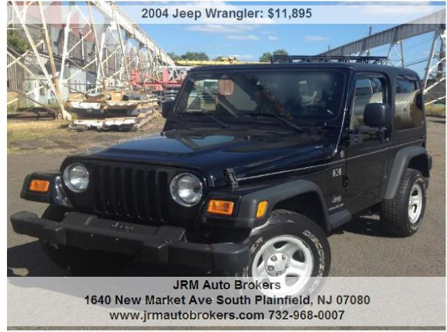 2004 Jeep Wrangler for sale in South Plainfield NJ