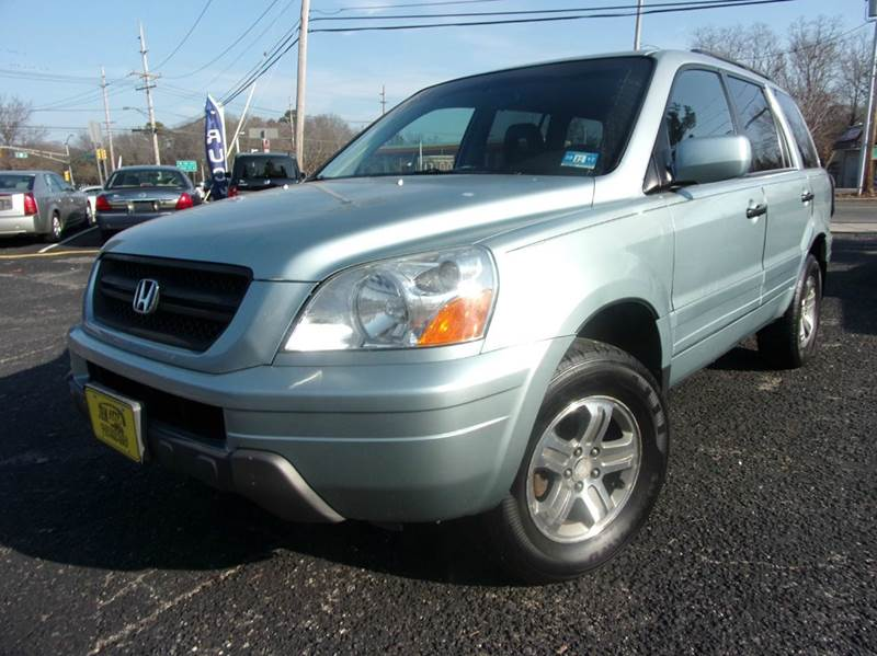 2003 honda pilot ex l 4dr 4wd suv w leather and for Toms river honda