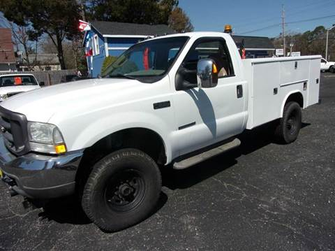 2003 Ford F-350 Super Duty