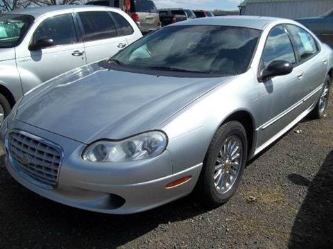 2004 Chrysler Concorde for sale in Saint Croix Falls, WI
