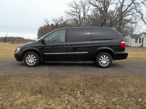 2005 Chrysler Town and Country for sale in Saint Croix Falls, WI