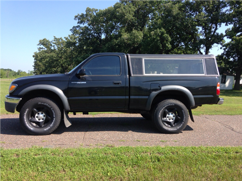 2001 Toyota Tacoma for sale in Saint Croix Falls, WI