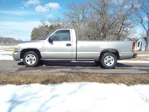 2003 GMC Sierra 1500 for sale in Saint Croix Falls, WI
