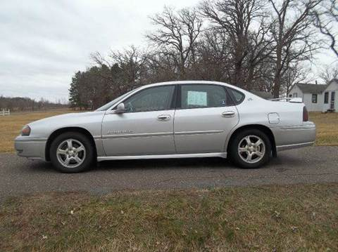 2004 Chevrolet Impala for sale in Saint Croix Falls, WI