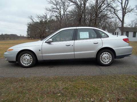 2001 Saturn L-Series for sale in Saint Croix Falls, WI