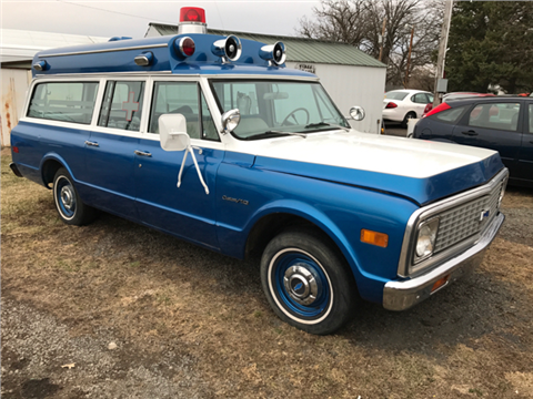 1971 Chevrolet Suburban for sale in Saint Croix Falls, WI