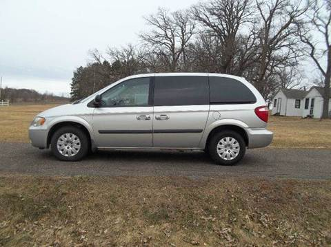 2006 Chrysler Town and Country for sale in Saint Croix Falls, WI