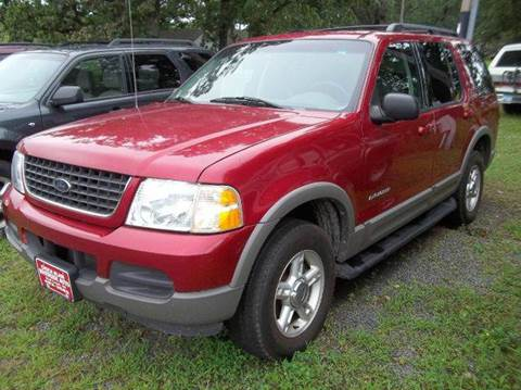 2002 Ford Explorer for sale in Saint Croix Falls, WI
