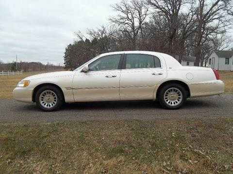 1998 Lincoln Town Car for sale in Saint Croix Falls, WI