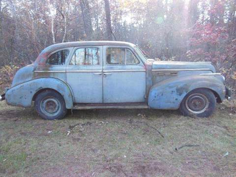 1940 Buick 40 Special for sale in Saint Croix Falls, WI