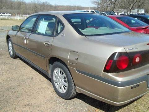 2005 Chevrolet Impala for sale in Saint Croix Falls, WI