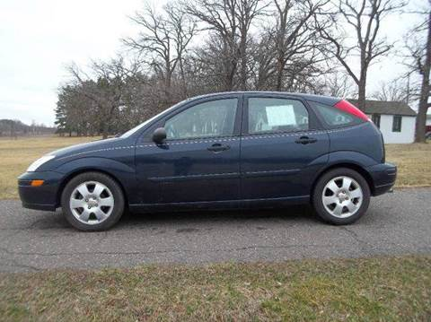 2002 Ford Focus for sale in Saint Croix Falls, WI