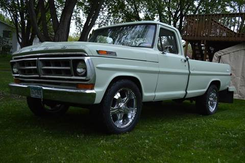 1971 Ford F-250 for sale in Saint Croix Falls, WI