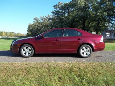 2006 Ford Fusion for sale in Saint Croix Falls, WI